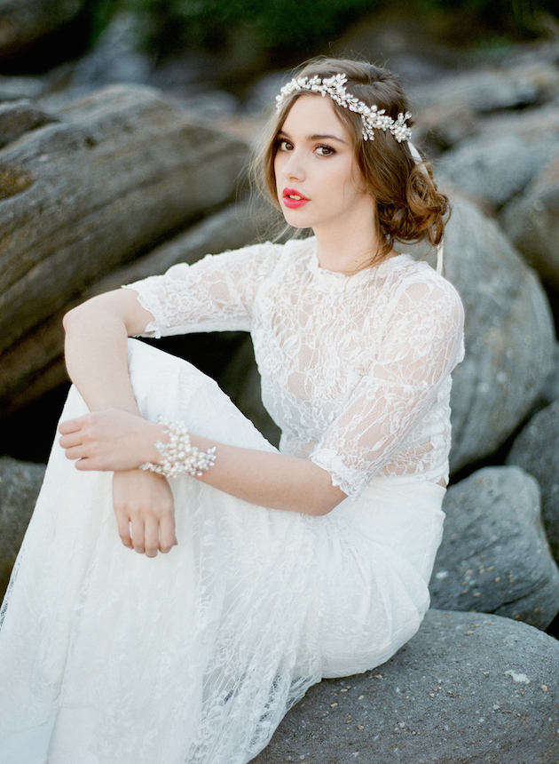 Bride La Boheme Accessories | Jemma Keech | Bridal Musings Wedding Blog 10