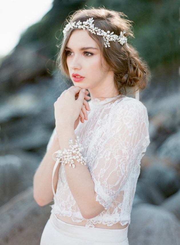 Bride La Boheme Accessories | Jemma Keech | Bridal Musings Wedding Blog 12