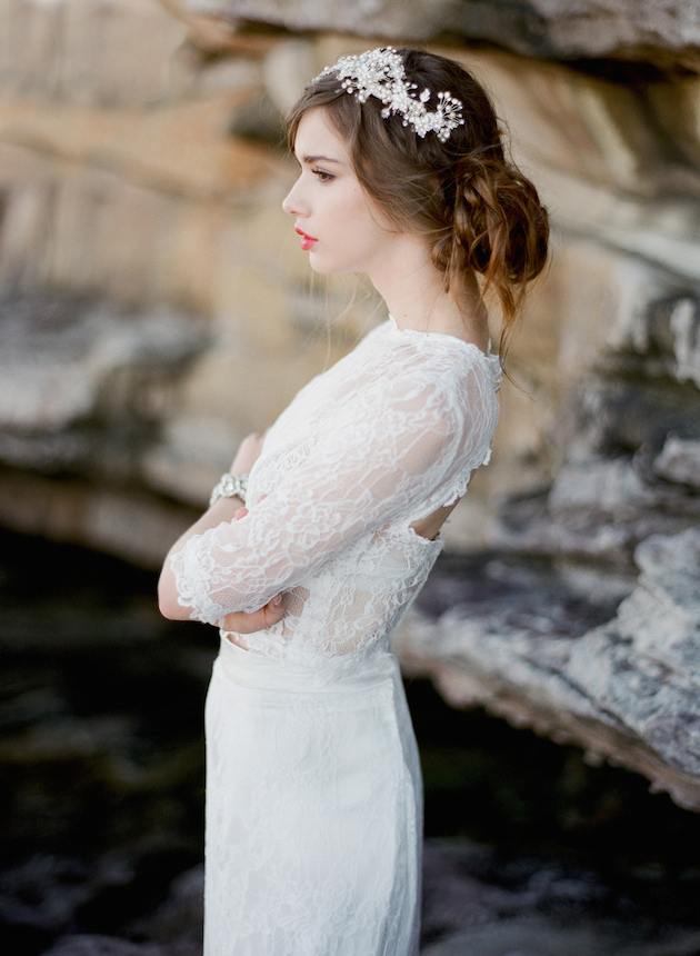 Bride La Boheme Accessories | Jemma Keech | Bridal Musings Wedding Blog 16