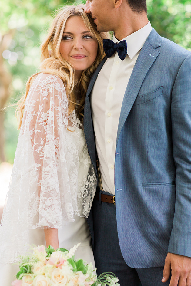 Is This The Most Chic Civil Wedding Ever