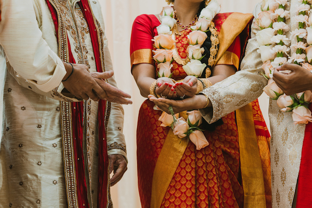 Colourful Indian Wedding | Phil Chester Photography | Bridal Musings Wedding Blog 42