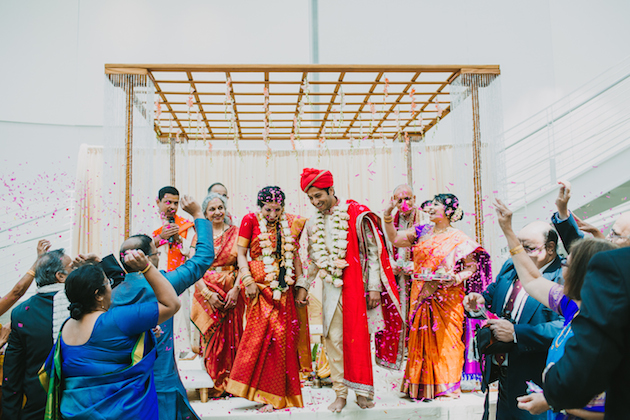 Colourful Indian Wedding | Phil Chester Photography | Bridal Musings Wedding Blog 45