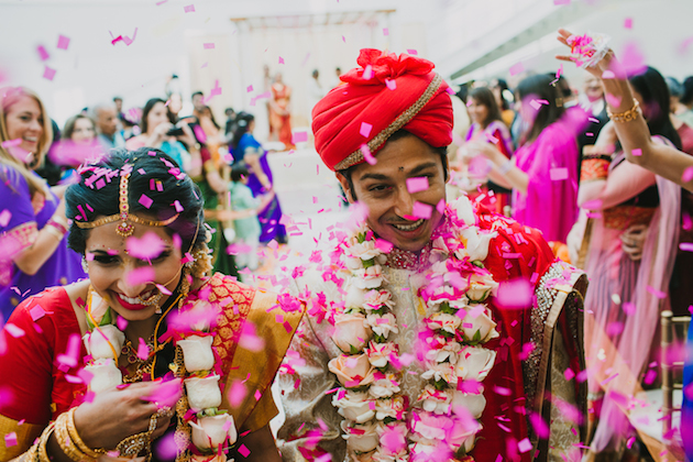 Colourful Indian Wedding | Phil Chester Photography | Bridal Musings Wedding Blog 46