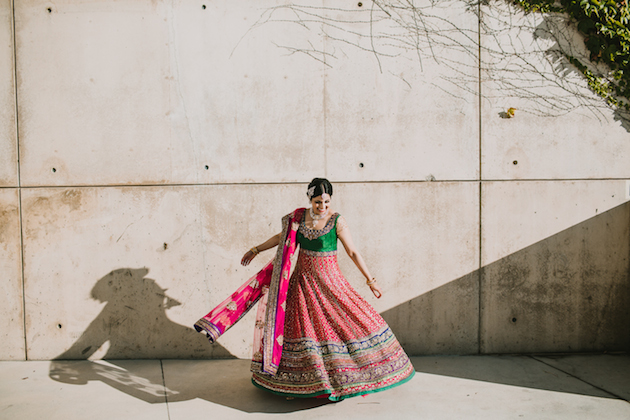 Colourful Indian Wedding | Phil Chester Photography | Bridal Musings Wedding Blog 48