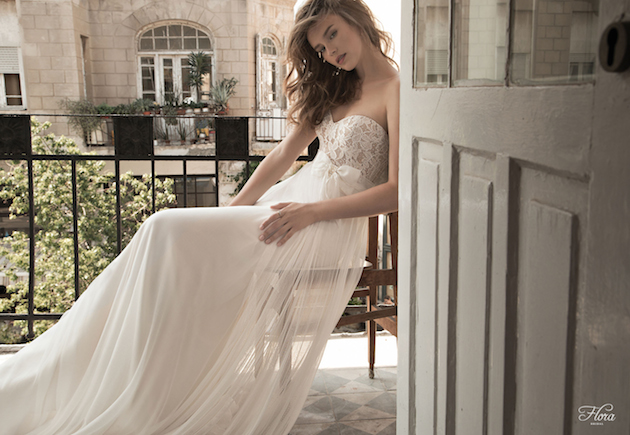 Floral Bridal 2015 Wedding Dress Collection | Bridal Musings Wedding Blog 14