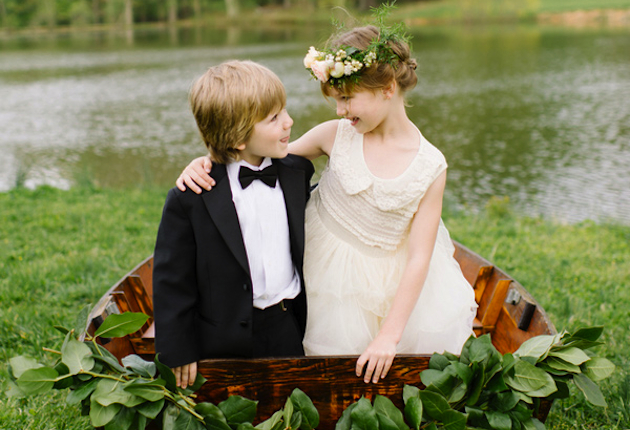 The Ultimate Gifts for Flower Girls and Ring Bearers