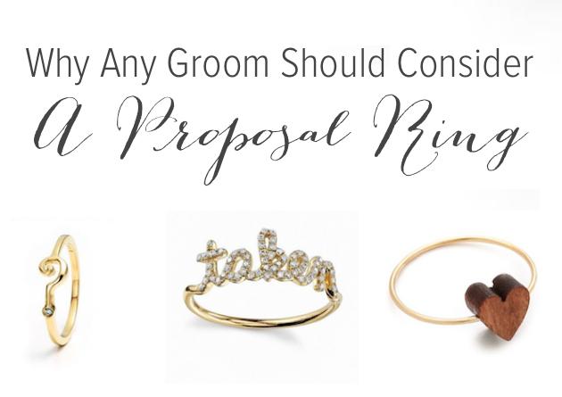 Proposal Ring Bridal Musings Wedding Blog
