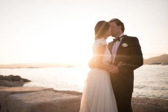 Romantic Pastel Pink Wedding in St. Tropez