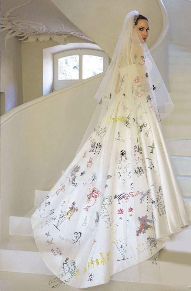 Mooiste Bruidsjurken.De Mooiste Bruidsjurken Van 2014 Celebrities Jurkjes Nl