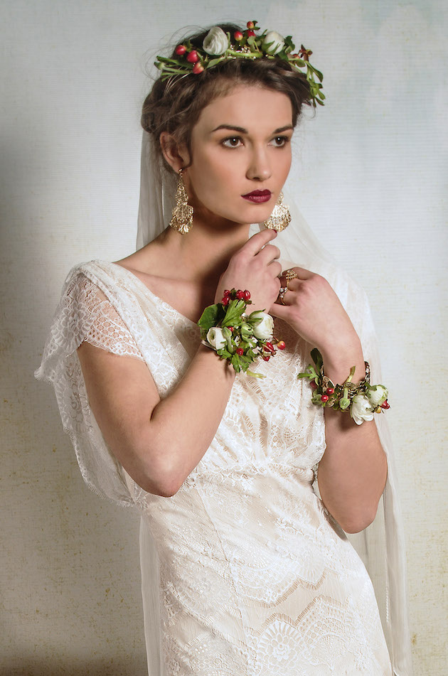brides style tips from wedding dress designers experts