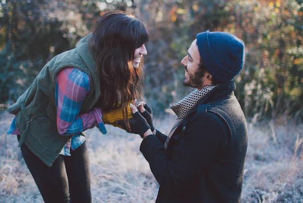 Christmas Proposal Ideas | Bridal Musings Wedding Blog
