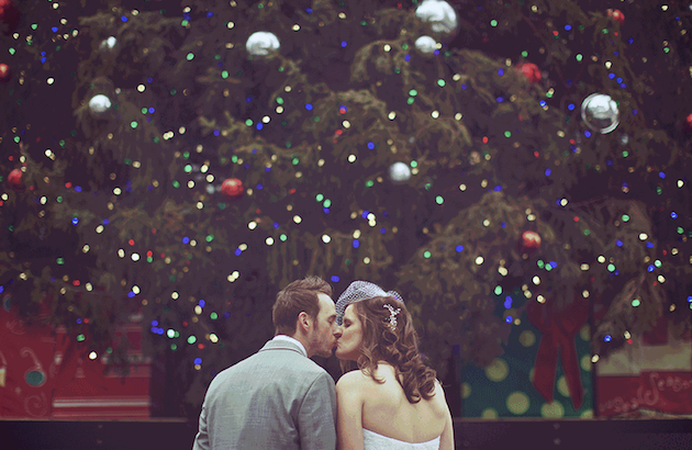 Christmas Wedding Inspiration | Collection 26 | Bridal Musings Wedding Blog