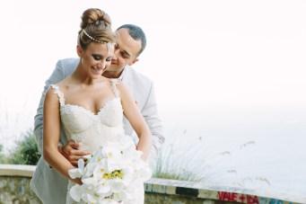 Glamorous Destination Wedding in Italy