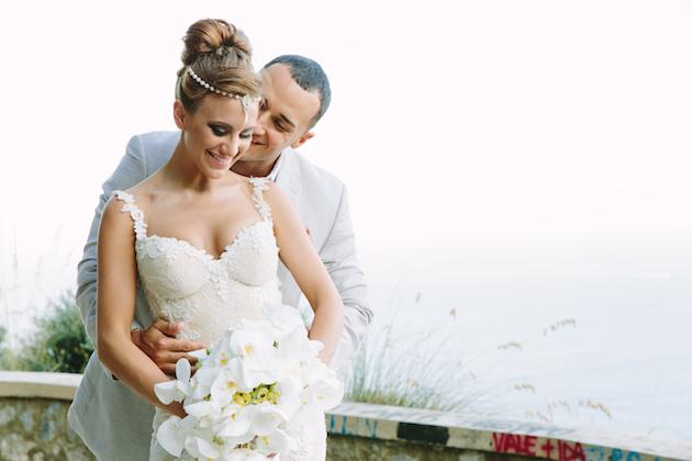 Glamorous Destination Wedding in Italy | Francesco De Tito Photography | Bridal Musings Wedding Blog 46