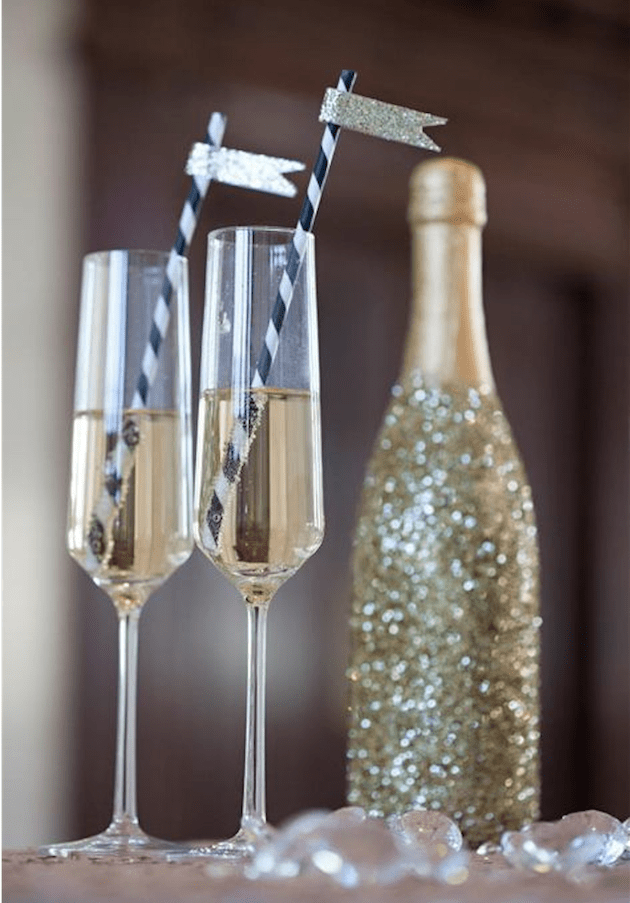 New Years Eve Wedding | Bubbly | Bridal Musings Wedding Blog