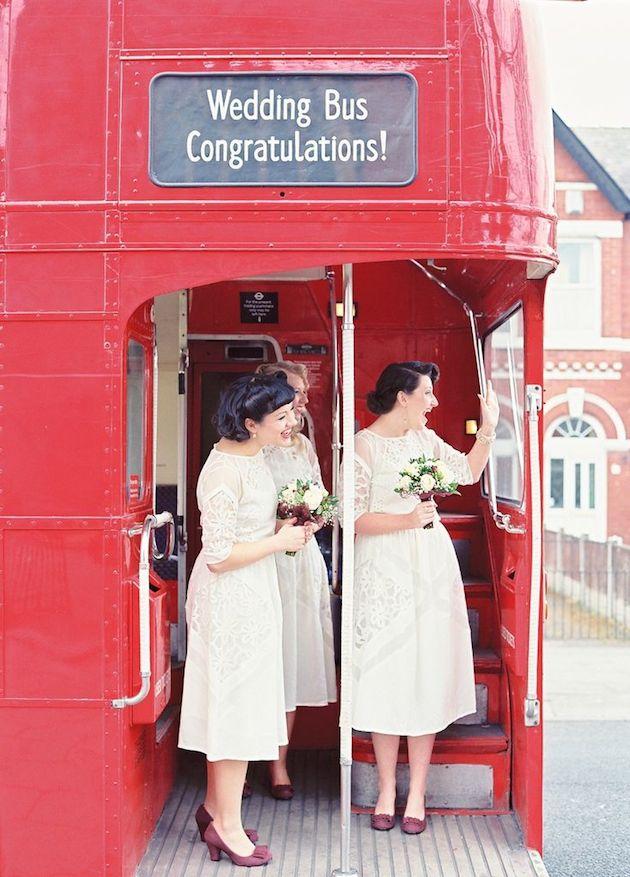 New Years Eve Wedding | Wedding Bus| Bridal Musings Wedding Blog