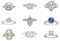the ultimate guide to engagement ring styles - featured image