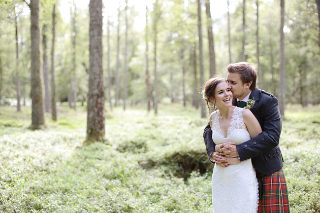 Scottish Countryside Wedding | Dasha Caffrey Photography | Bridal Musings Wedding Blog 35