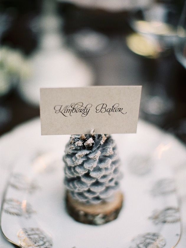 Unique Winter Wedding Ideas | Bridal Musings Wedding Blog 14