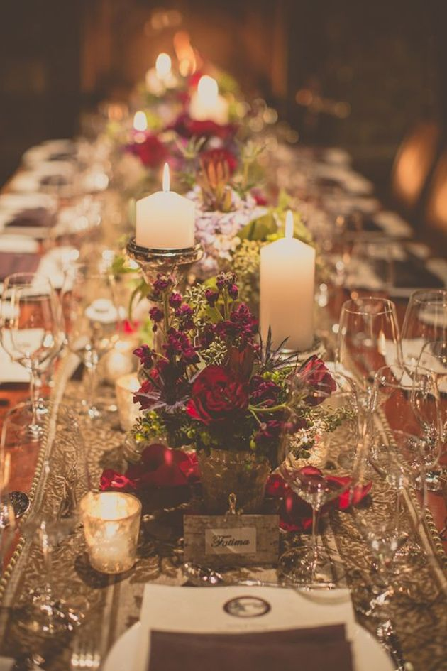 Unique Winter Wedding Ideas | Bridal Musings Wedding Blog 23