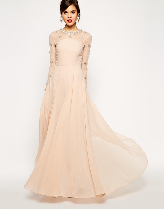 405132f7ce5 20 Gorgeous Wedding Dresses For Less Than  1