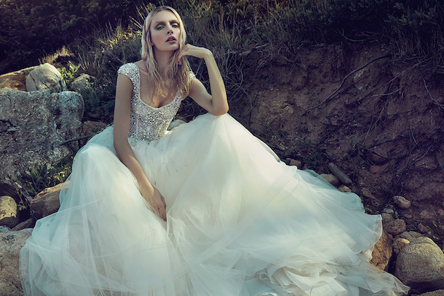 Badgley Mischka Bridal | Bridal Musings Wedding Blog