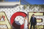 Cool Palm Springs Wedding at the Ace Hotel | Claire Eliza Photography | Bridal Musings Wedding Blog 10