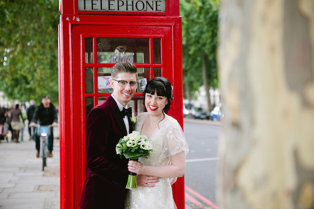 Film-Themed London Wedding | Tarah Coonan Photography | Bridal Musings Wedding Blog 24