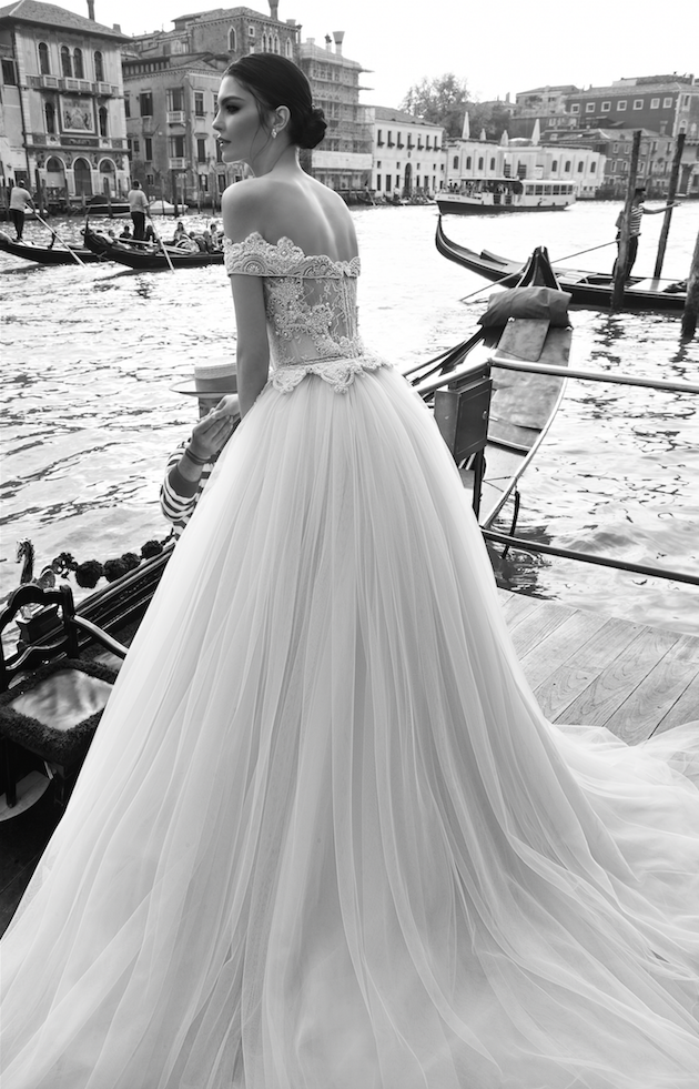 A Venetian Affair Inbal Dror Wedding Dress Collection