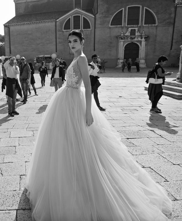 A Venetian Affair: Inbal Dror Wedding Dress Collection 2016 ...
