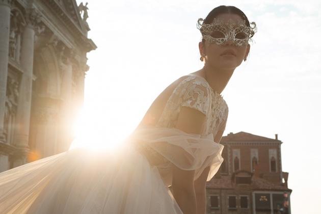Inbal Dror Wedding Dress Collection 2015 | Bridal Musings Wedding Blog 35