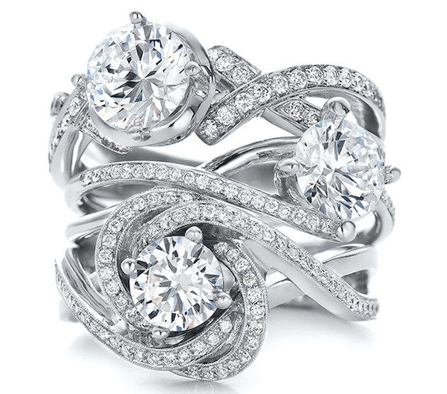 Design Your Own Wedding Ring Joseph Jewelry Design Your Own Engagement Ring Bridal Musings 2