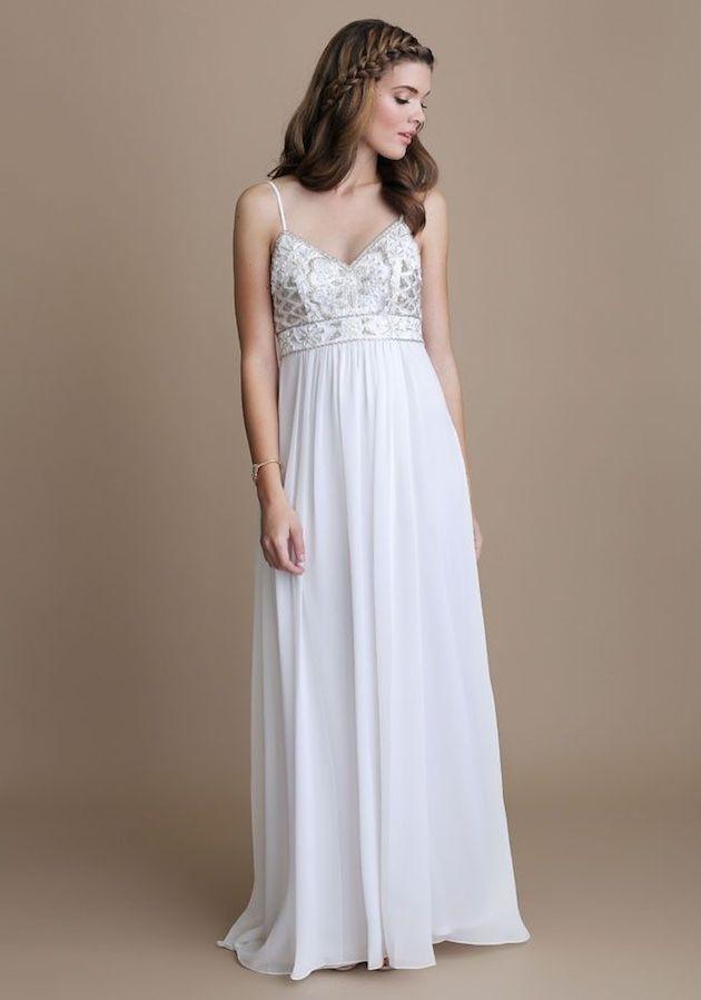 20 Gorgeous Wedding Dresses For Less Than 1000