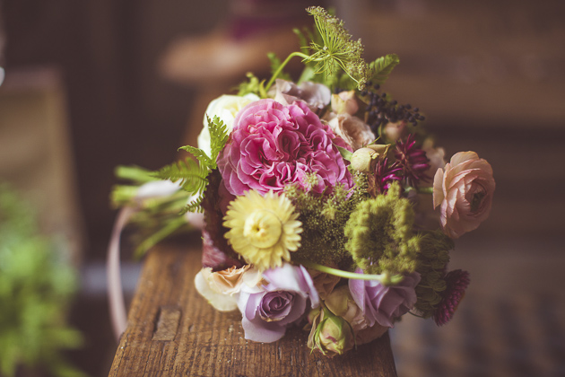 Pink and Purple Wedding Bouquet | Camille Marciano for Junophoto | Bridal Musings Wedding Blog 7