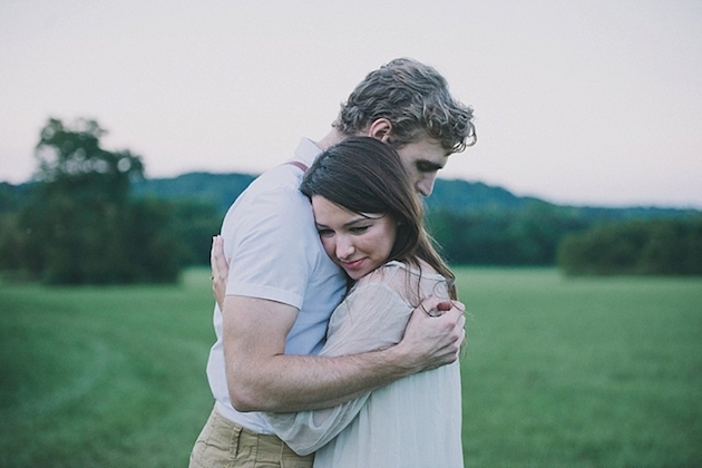 Sweet Engagement Shoot | Lauren Love Photography | Bridal Musings Wedding Blog 16
