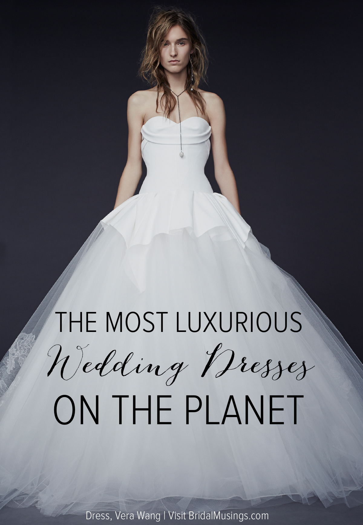 how much do vera wang wedding dresses cost
