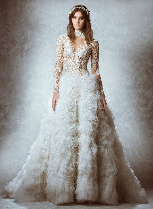 zuhair murad wedding dress bridal musings wedding blog