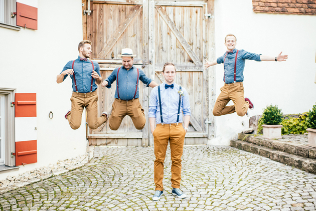 Bohemian German Wedding | Die Hochzeitsfotografen | Bridal Musings Wedding Blog 1
