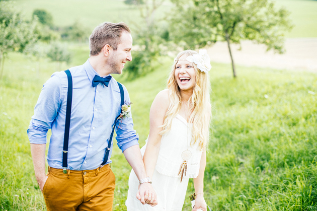 Bohemian German Wedding | Die Hochzeitsfotografen | Bridal Musings Wedding Blog 15