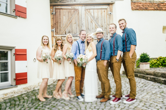 Bohemian German Wedding | Die Hochzeitsfotografen | Bridal Musings Wedding Blog 19