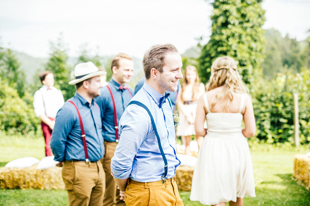 Bohemian German Wedding | Die Hochzeitsfotografen | Bridal Musings Wedding Blog 3