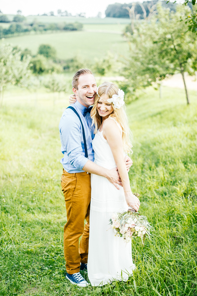 Bohemian German Wedding | Die Hochzeitsfotografen | Bridal Musings Wedding Blog 31