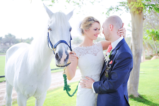 Chic Polo Club Wedding in Dubai | Liz JVR Photography | Bridal Musings Wedding Blog 12