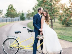 Colorado ranch wedding lauren fair photography bridal musings wedding