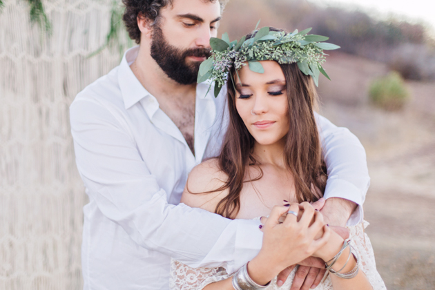 Cool Boho Wedding Inspiration Shoot | Marissa Kay Photography | Bridal Musings Wedding Blog 33