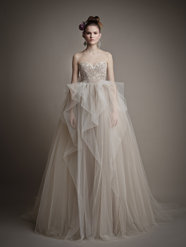 Ersa Atelier Wedding Dress Collection 2015 | Bridal Musings Wedding Blog 1