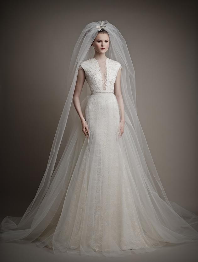 Ersa Atelier Wedding Dress Collection 2015 | Bridal Musings Wedding Blog 11