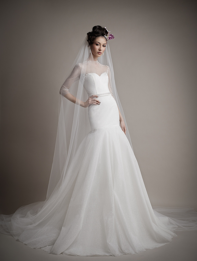 Ersa Atelier Wedding Dress Collection 2015 | Bridal Musings Wedding Blog 13