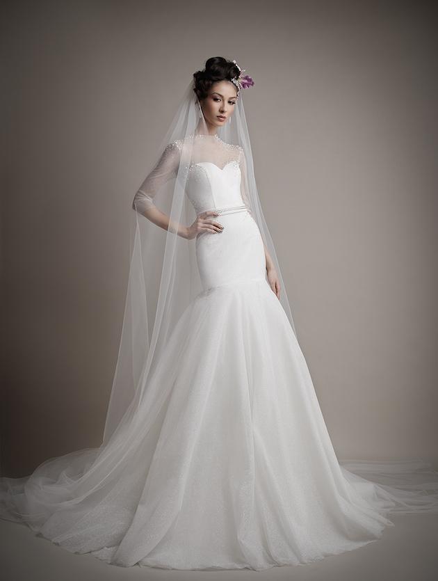 Ersa Atelier Wedding Dress Collection 2015 | Bridal Musings Wedding Blog 13