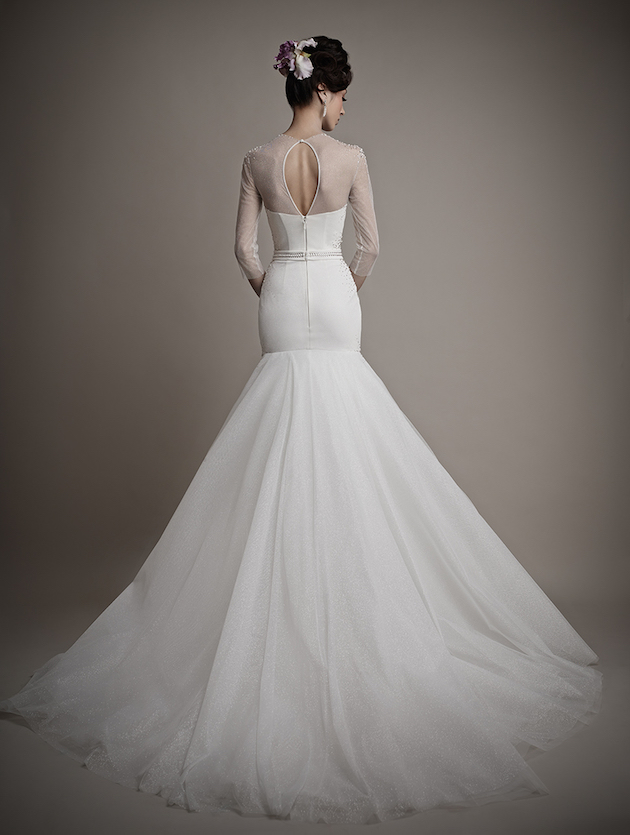 Ersa Atelier Wedding Dress Collection 2015 | Bridal Musings Wedding Blog 14